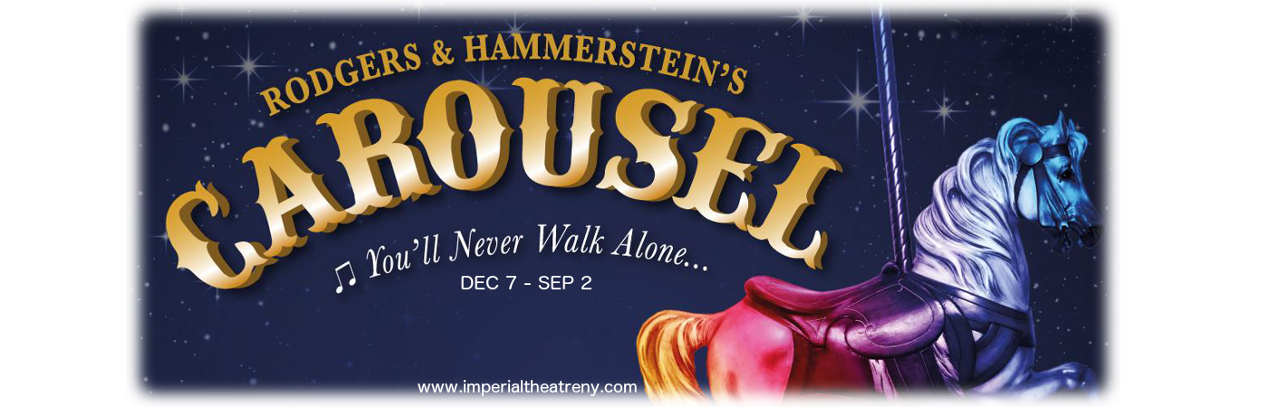 carousel imperial theatre new york get tickets