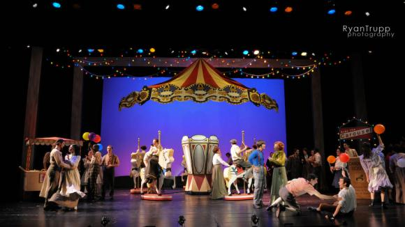 Carousel at Imperial Theatre