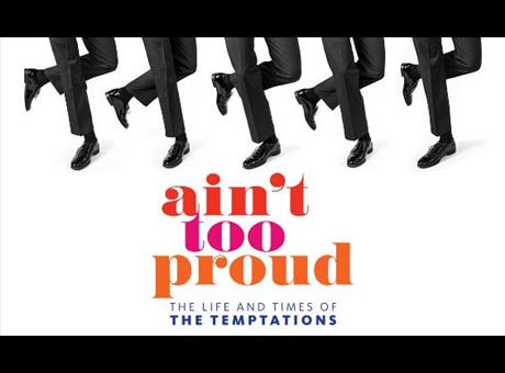 Ain't Too Proud: The Life and Times of The Temptations at Imperial Theatre