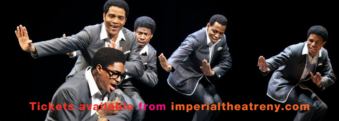 imperial theatre Aint Too Proud tickets