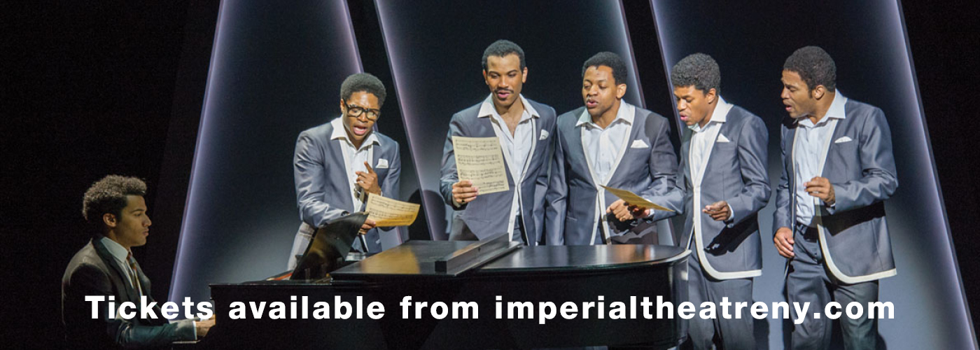 The Life and Times of the Temptations